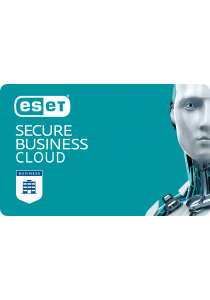 ESET Secure Business Cloud - 1 an