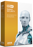 ESET Smart Security 2 werkstations 1 jaar