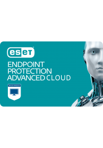 ESET Endpoint Protection Advanced Cloud - 1 jaar